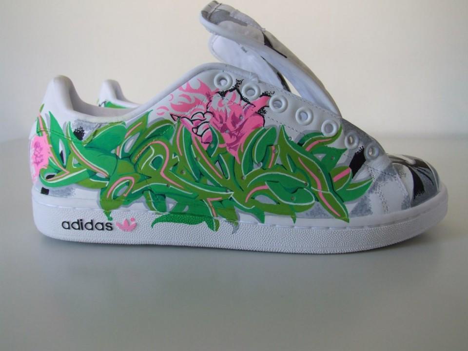 Adidas Stan Smith Peinture