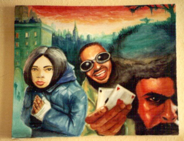 junkie vs player vs drugdealer – 1997