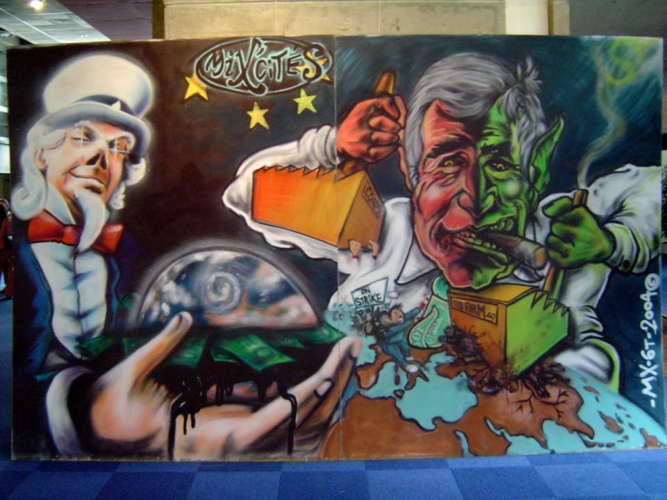 Global destruct@Conseil de l'Europe