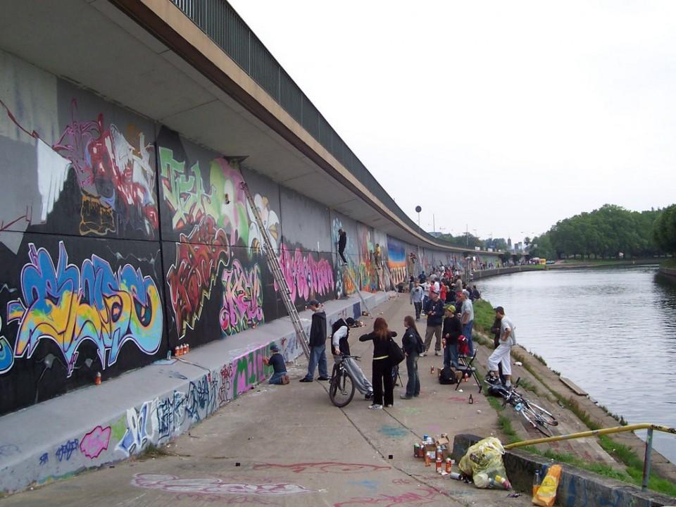 4560 FarbFluss – 2005 – Saarbrucken