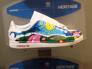 Adidas Store Rivoli – Paris
