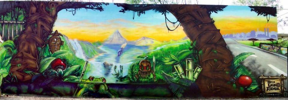 Jungle again – Benheim