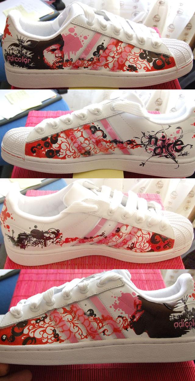 Adidas customer shoes – Metz