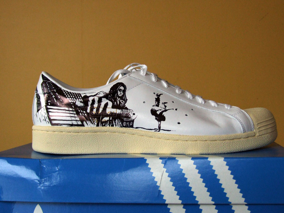 Adidas AKH (IAM) Stan Smith