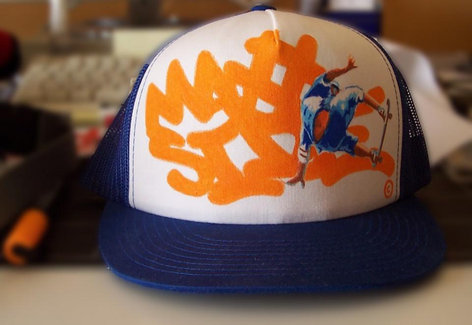 Maxx's Birthday cap