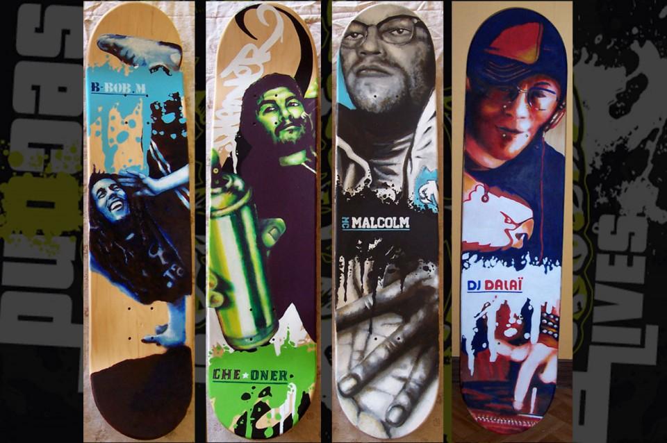 Second Lives Skates
