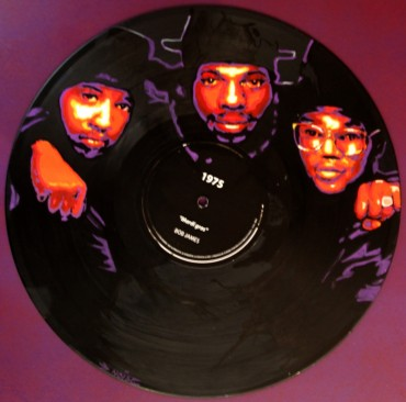 Disque SecondLives – RUN DMC