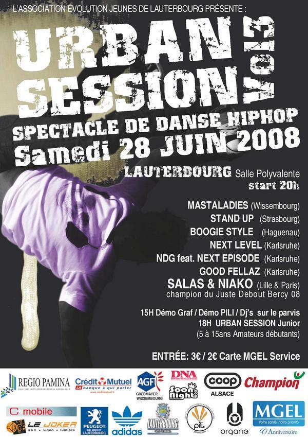 Urban Session 3 – Lauterbourg