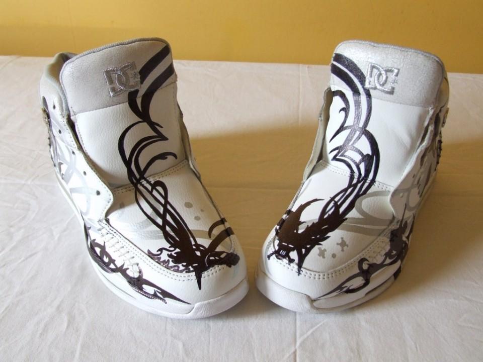 DC Shoes x Noise