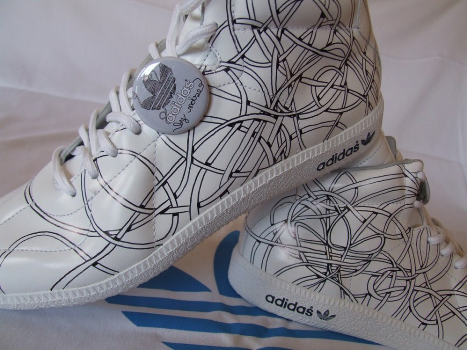 Adidas BW Army – Laces