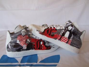 Adidas BW Army – Stripes