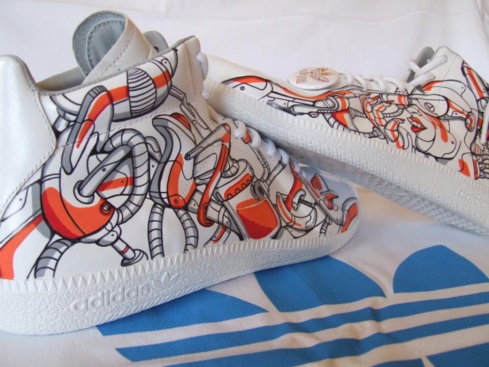 Adidas BW Army – 3D-Lick