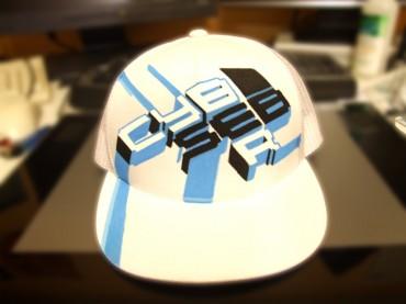 DJ Cyber Seb Birthday cap