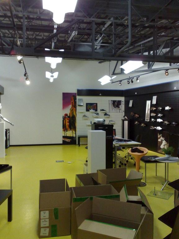 Adidas Show Room – Landersheim
