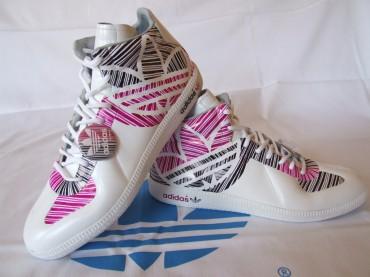 Adidas BW Army – Codes barres