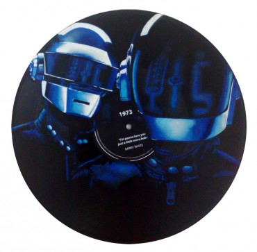 Disque RecycledBeings – Daft Punk