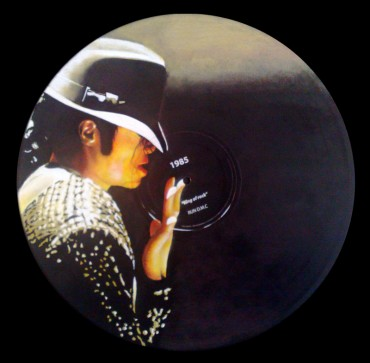 Disque RecycledBeings – Michael Jackson