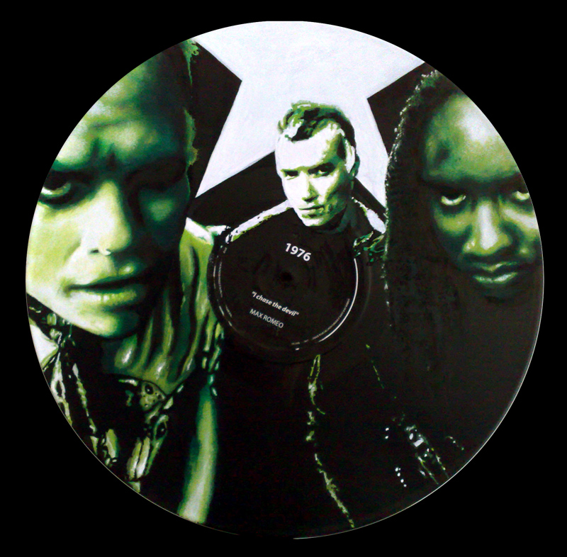 Disque Recycled Beings – Prodigy