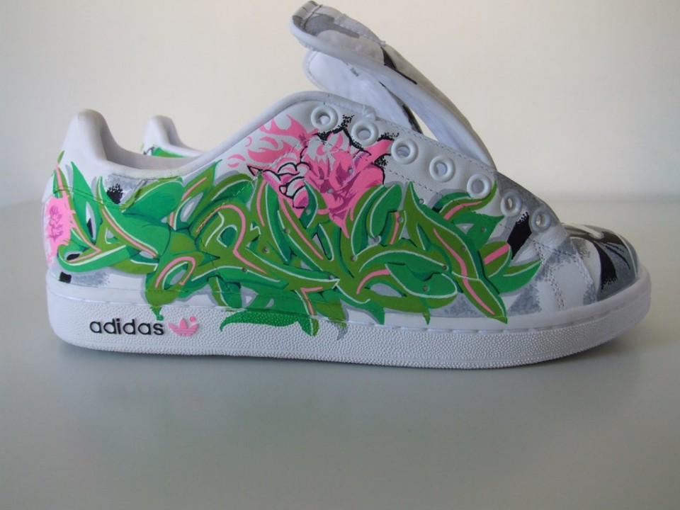 Adidas Stan Smith – Camelia – Paris