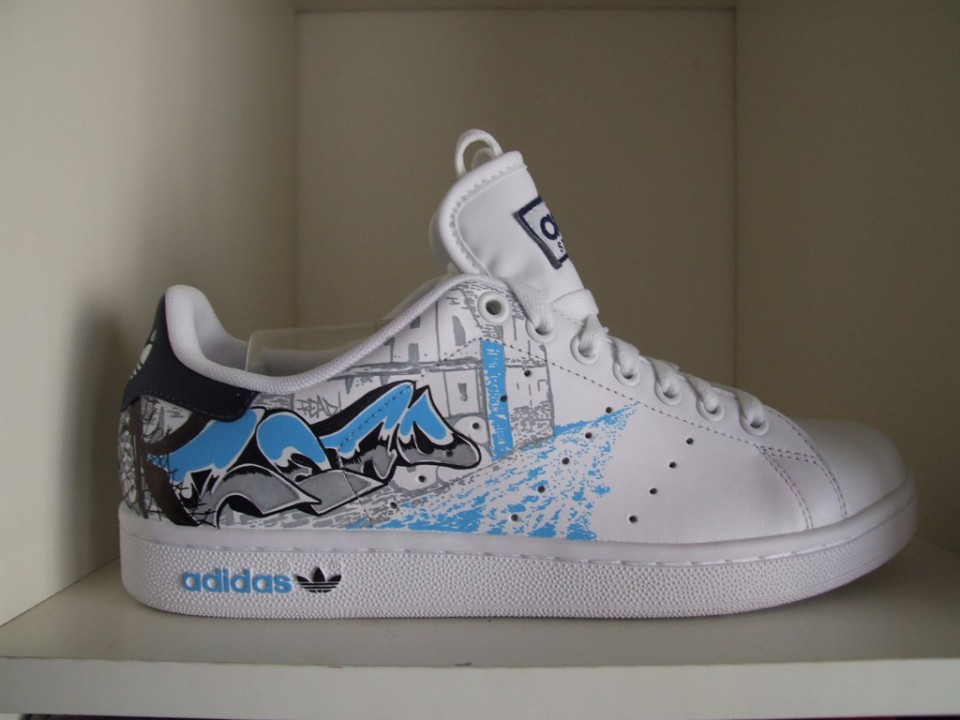 Adidas Stan Smith – Dj Chris Read – Londres