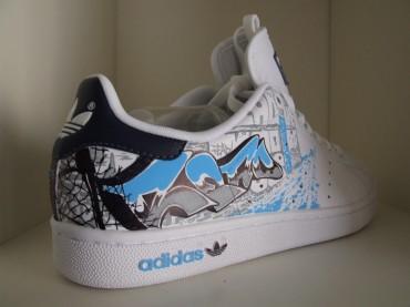 Adidas Stan Smith – Dj Chris Read – Londres