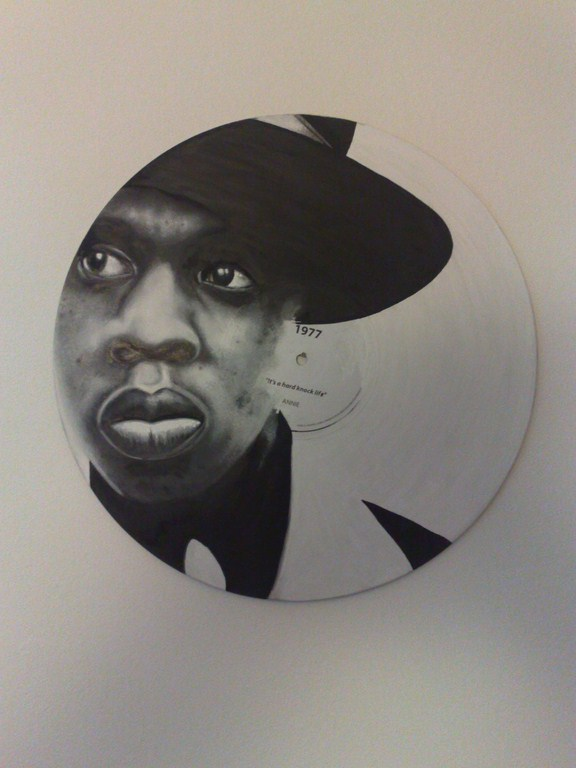 Disque RecycledBeings – JayZ