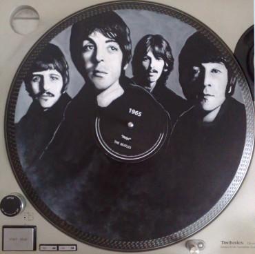 Disque Beatles