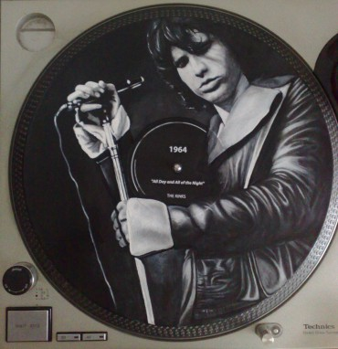 Disque RecycledBeings – Jim Morrison