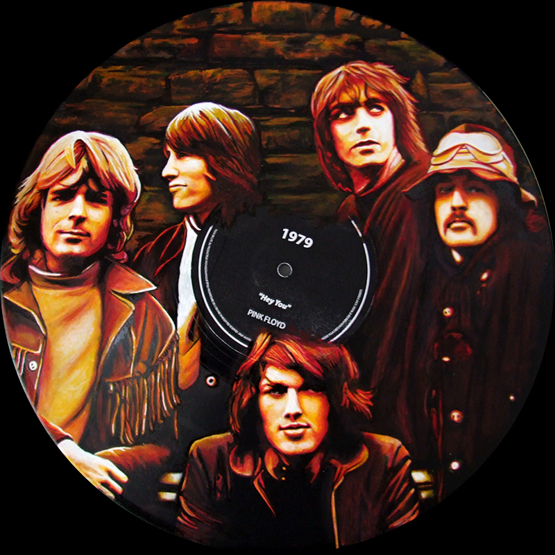 Disque Pink Floyd
