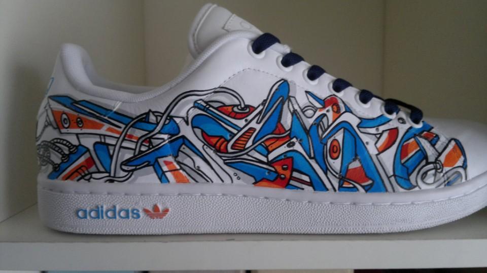 Adidas Stan smith – Topaz