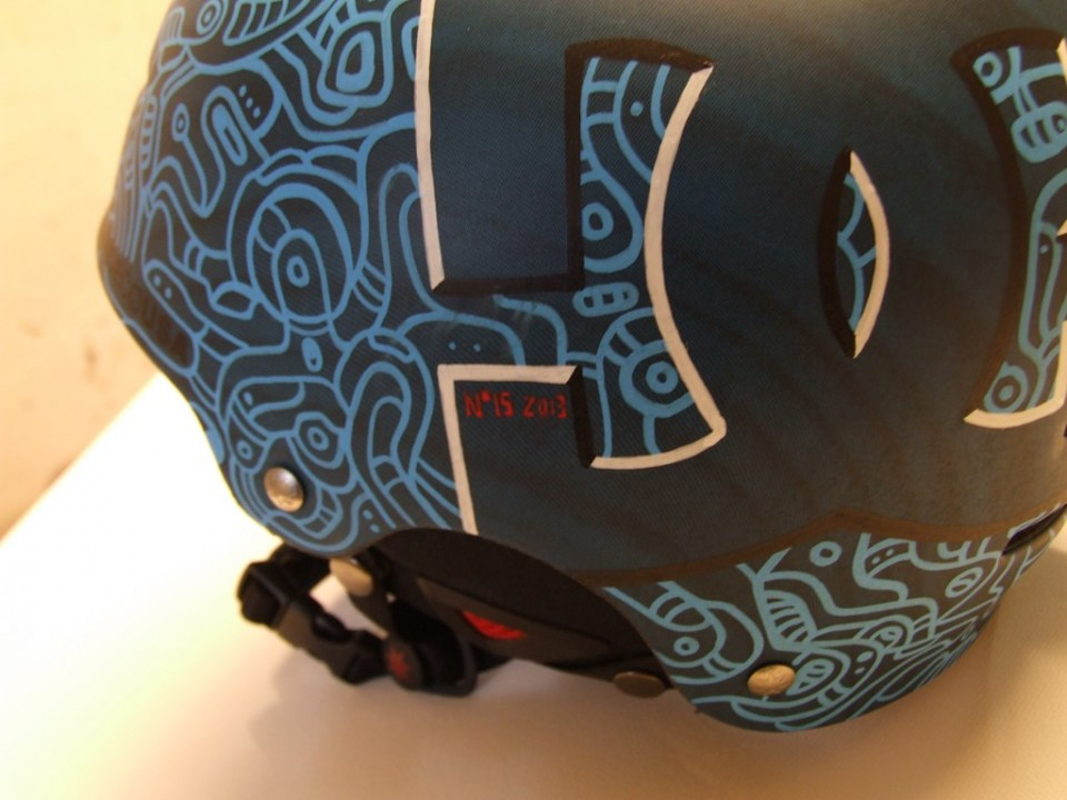 Casque DC shoes – DC DAY'S 2013