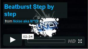 Beatburst 4 ans – étapes par étapes