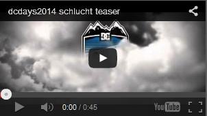 DC Days 2014 schlucht teaser – vidéo 0'44»