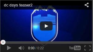DC Days 2014 teaser 2 – vidéo 0'21»