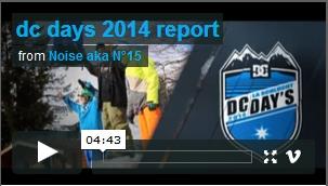 DC Days 2014 report – vidéo 4'43»
