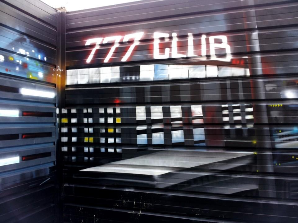 Décoration 777 nightsuperclub – Brumath