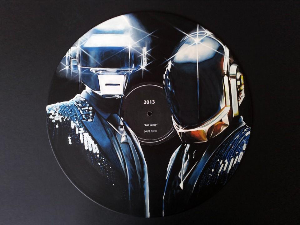 Disque Daft Punk