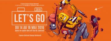 Exposition LET'S GO – Strasbourg