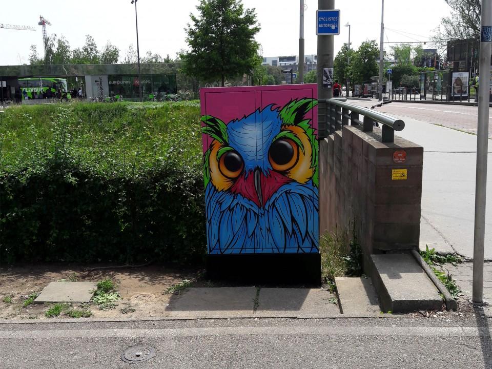Colors 2018 – Etoile / Bourse Strasbourg