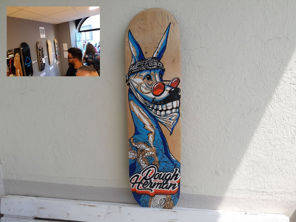 Dough Herman Skateboard