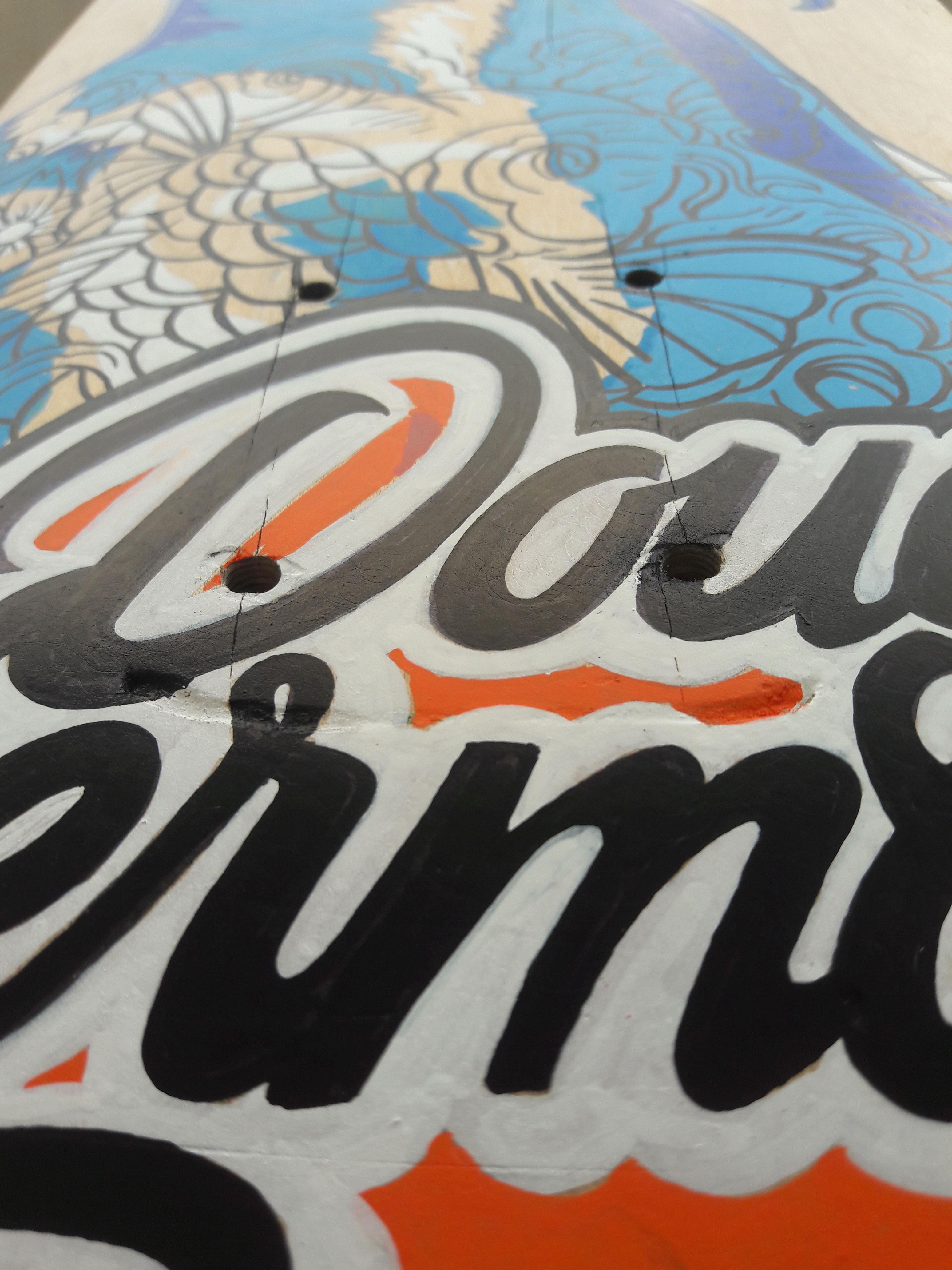 Dough Herman Skateboard