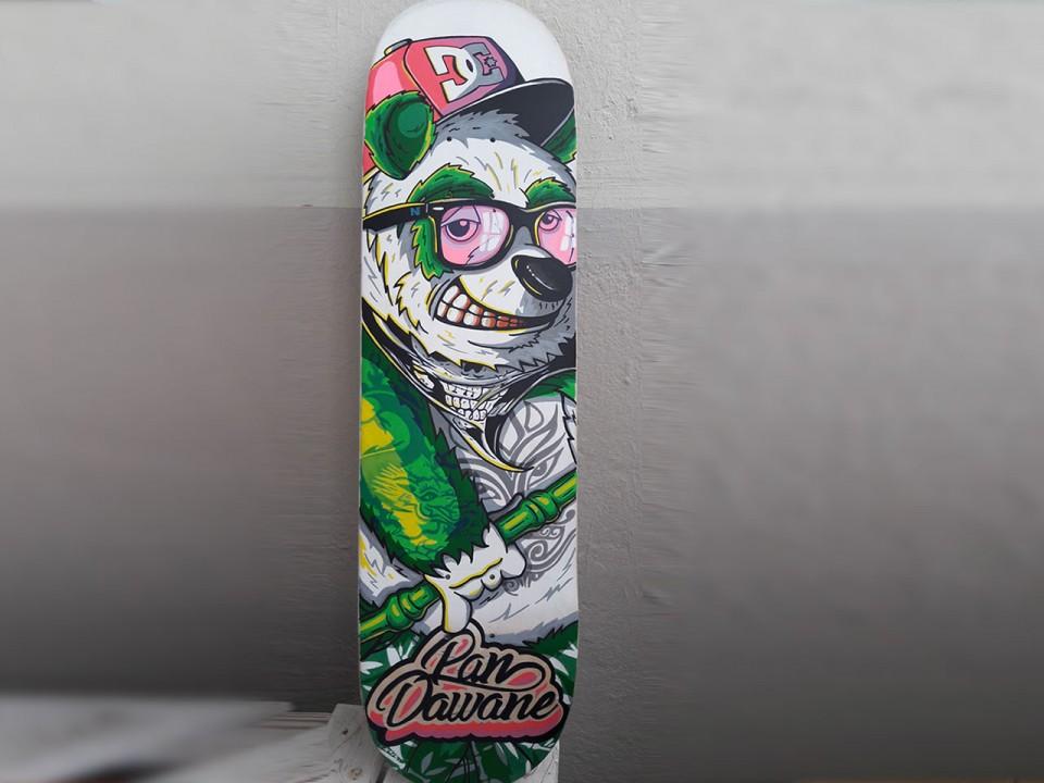 Pan Dawan Skateboard
