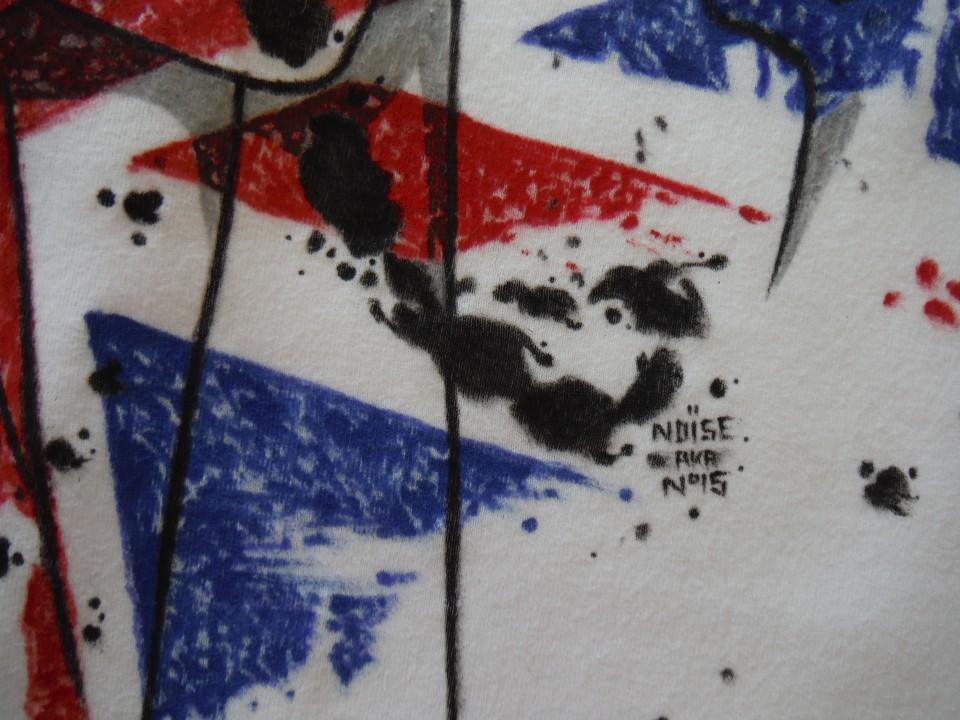 Custom Johnny Rotten Tshirt – Strasbourg